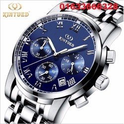 Đồng hồ 6 kim chính hãng KINYUED-03