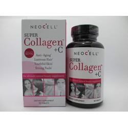 Viên uống SUPER Collagen + C