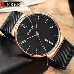 Đồng hồ thời trang CURREN dây lưới thép - Mã số: DH1750
