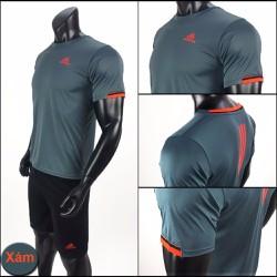 Bộ quần áo tập gym nam cực hot AMS115