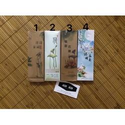 Bookmark Trung Hoa Nút Dây