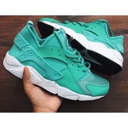 Giày thể thao Huarache Xanh ngọc
