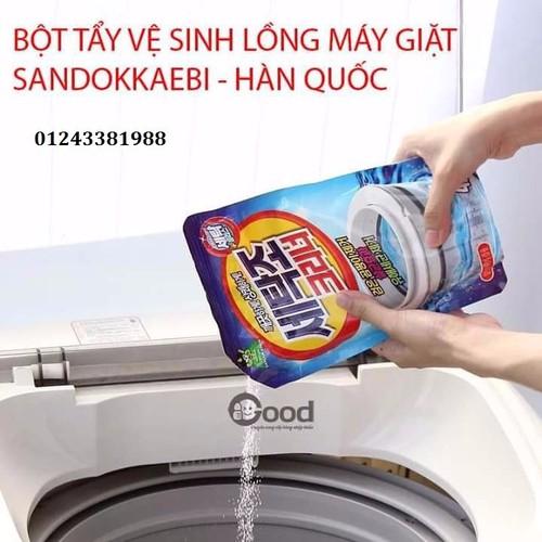 FREESHIP - ComBo 7 Gói Bột tẩy vệ sinh lồng máy giặt Hàn Quốc cao cấp - 4105750 , 10225128 , 15_10225128 , 299000 , FREESHIP-ComBo-7-Goi-Bot-tay-ve-sinh-long-may-giat-Han-Quoc-cao-cap-15_10225128 , sendo.vn , FREESHIP - ComBo 7 Gói Bột tẩy vệ sinh lồng máy giặt Hàn Quốc cao cấp