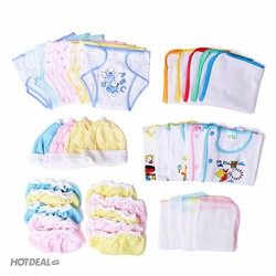 Combo 50 món đồ dùng cho bé sơ sinh