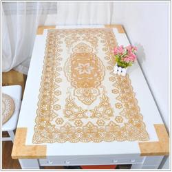 [HCM, giá rẻ] Khăn trải bàn sang trọng 60x120cm