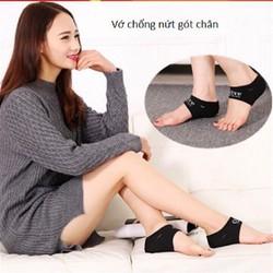 Combo 2 đôi Vớ bảo vệ gót chân chống nứt nẻ
