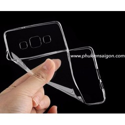 Ốp lưng Iphone 5 silicon dẻo siêu mỏng trong suốt