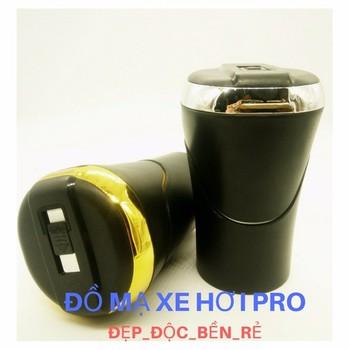 Gạt tàn mồi lửa và đèn led - EP0201 - EP0201