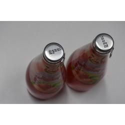Nước basil seed vị dâu tây - thùng 24 chai
