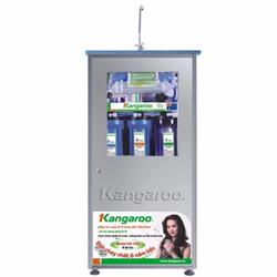 Máy lọc nước Kangaroo 6 lõi KG103 vỏ tủ Inox