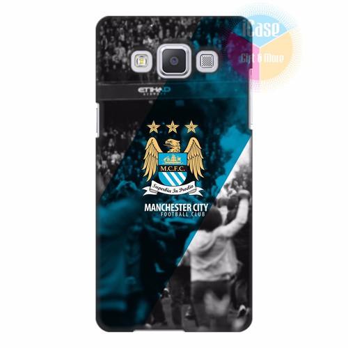 Ốp lưng Samsung Galaxy A5 in hình CLB Manchester City