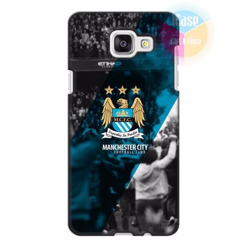 Ốp lưng Samsung Galaxy A5 2016 in hình CLB Manchester City