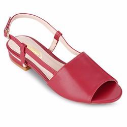 Giày sandal nữ JANVID xinh xắn, trẻ trung, năng động