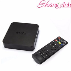 Android TV Box MXQ