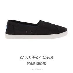 Giày lười Nam Nữ Toms Shoes