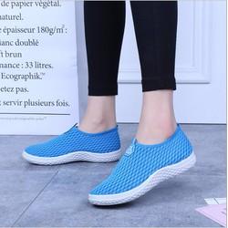 Giày Lười Nữ Kiểu Dáng Thể Thao XinhStore