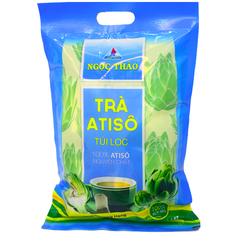 Gói trà Atiso Ngọc Thảo 100 túi lọc loại thượng hạng
