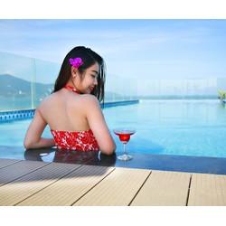 Aria Hotel Đà Nẵng 3 sao 2N1Đ  Phòng Superior dành cho 02 khách có hồ bơi