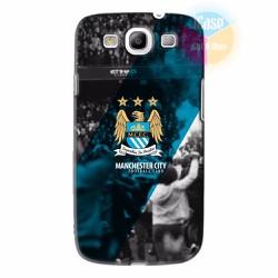 Ốp lưng Samsung Galaxy S3 in hình CLB Manchester City
