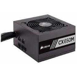 NGUỒN CX650M - 80 Plus Bronze - New - Semi Modul