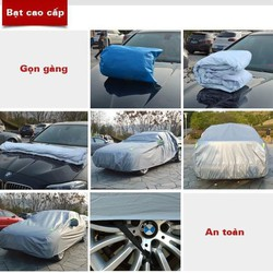 Bạt phủ xe ô tô