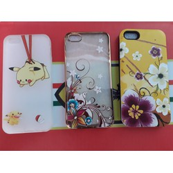 ỐP SILICON CHO IPHONE 5-5S