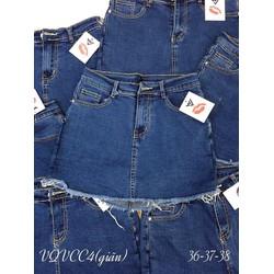 váy quần váy jeans size đại
