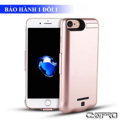 Pin Sạc Dự Phòng Kiêm Ốp Lưng Cho Iphone 7, 7Plus 10.000mAh