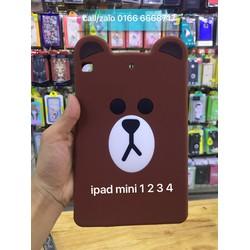 ốp gấu ipad mini