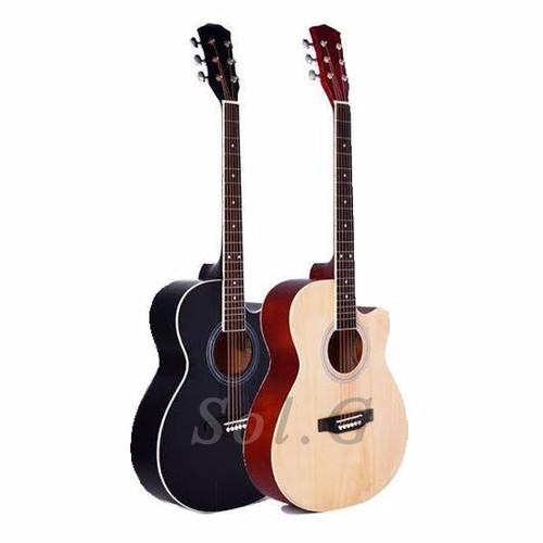 Đàn guitar acoustic KC403 - 11023840 , 6223201 , 15_6223201 , 1450000 , Dan-guitar-acoustic-KC403-15_6223201 , sendo.vn , Đàn guitar acoustic KC403