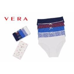 Hộp 05 quần lót cạp thấp VERA - set 3