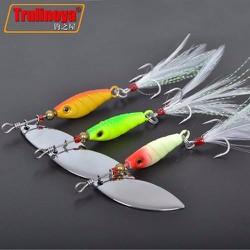 Mồi giả - Mồi câu cá Spirit Trulynoya