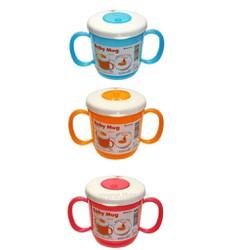 Cốc Tập Uống Baby Mug Nhật Có Tay Cầm