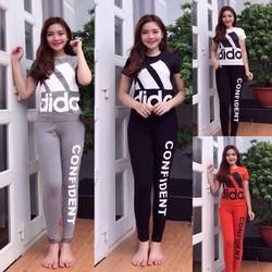 Bộ quần áo thể thao cao cấp - hàng nhập Quảng Châu