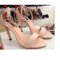 Giày cao gót nữ thời trang, kiểu dáng năng động, phong cách mới