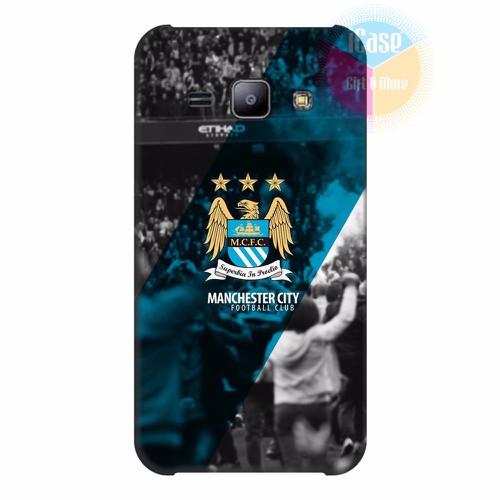Ốp lưng Samsung Galaxy J2 in hình CLB Manchester City