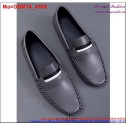 Giày mọi nam với màu sắc trẻ trung GDM74
