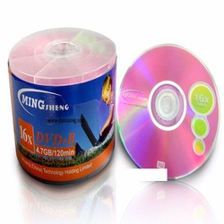 DVD trắng MINGsheng-rất tốt--1 lốc 50 đĩa
