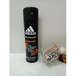 Xịt khử mùi nam ADIDAS 200ml - Xách tay Pháp