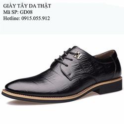 Giày tây da thật - giày công sở sang trọng