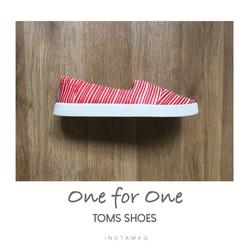 Giày lười Nữ Toms Shoes