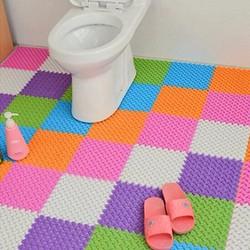 Thảm ghép sàn nhà tắm chống trơn trượt
