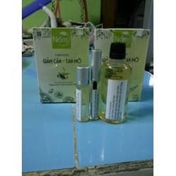 Set dầu dừa và trà Nấm
