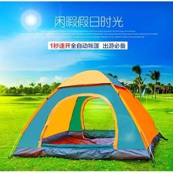 Lều trại 3-4 người cho dân du lịch