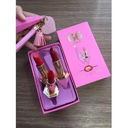Son Kim Cương Ver.66 Color Gril Pink Hồng