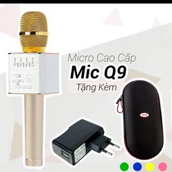 Micro karaoke bluetooth Q9