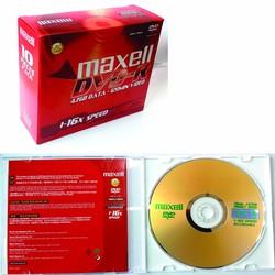 DVD trắng MAX-CHÍNH HÃNG -rất tốt--1 lốc 50 đĩa