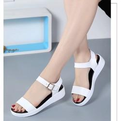 Sandal đế bệt nữ