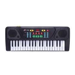 Đàn Organ có micro chạy Pin cho bé vừa đàn vừa hát
