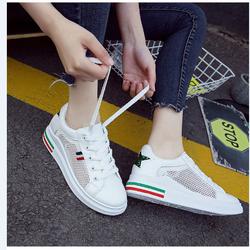 Giày sneaker nữ style Hàn Quốc thoáng nhẹ êm chân